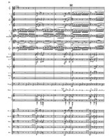 Martinu Symphony No.2 H.295 Score and Parts