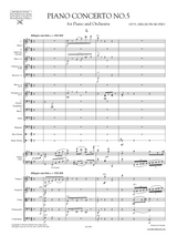 Prokofiev Piano Concerto No.5 Op.55 Full Score and Set of parts