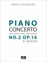 Prokofiev Piano Concerto No.2 Op.16 Score and Parts