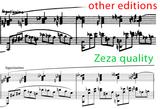 Prokofiev Piano Concerto No.2 Op.16 orchestral parts