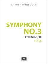Honegger Symphony No.3 Score and Parts