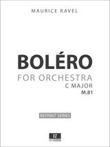 Ravel Bolero M.81 , Set of Orchestral Parts