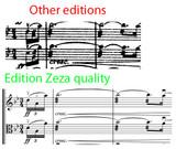 Respighi: Feste Romane (Roman Festivals) , partitur, sheet music, full score, set orchestra parts