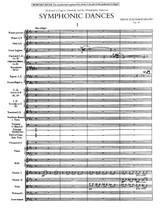 Rachmaninoff - Symphonic Dances Op.45 - Score and Orchestral Parts