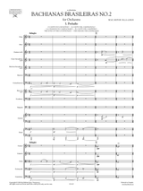 Villa-Lobos Bachianas Brasileiras No.2 Score and Set of Parts