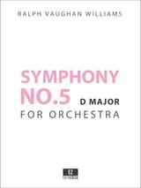 Vaughan Williams - Symphony No.5 - Score & Parts