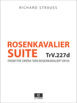 Strauss: Rosenkavalier Suite for Orchestra, Set of Parts, Full Score