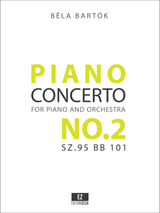 Bartok Piano Concerto No.2 Score and Parts