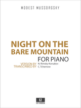 Mussorgsky, M. - Night on the Bare Mountain for Piano