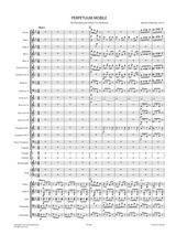 """Strauss Jr. (II), J. - Perpetuum Mobile Op.257 , """"Ein Musikalischer Scherz"""" for Orchestra - Sheet Music - Score and Orchestral Parts"""