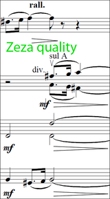Glazunov, Saxophone Concerto - Score and Parts