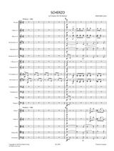 Sheet music for Lalo, E. - Scherzo in D minor for Orchestra