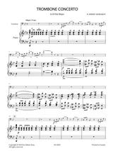 Rimsky-Korsakov, N. - Trombone Concerto in B Flat Major, for Trombone and Piano