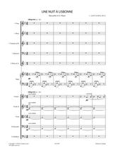 """Sheet music for Saint-Saëns, C. - Une Nuit a Lisbonne """"Barcarolle"""" Op.63"""