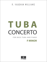 Vaughan Williams Tuba Concerto in F minor for Bass Tuba and Piano
