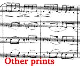 Gliere Concerto for Coloratura Soprano sheet music full score