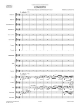 Score and Parts Gliere Concerto for Coloratura Soprano and Orchestra Op.82 Sheet Music - Score and Orchestral Parts