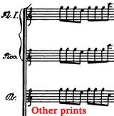 sheet music Sullivan The Mikado Overture