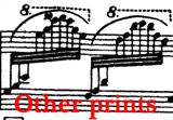sheet music respighi adagio con variazioni edition zeza