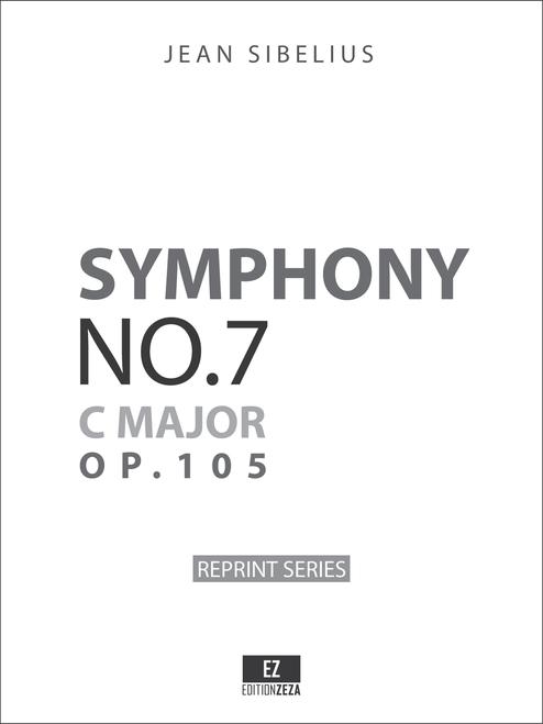 Sibelius Symphony No.7 Score and Parts