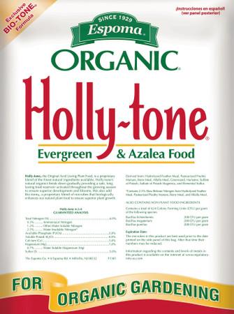Holly tone organic fertilizer