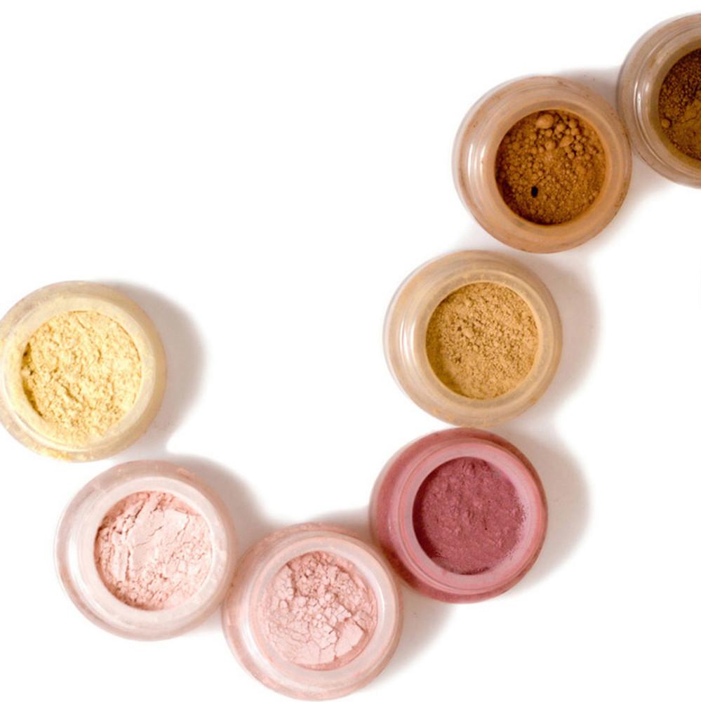 Pick 4 Mineral Makeup Sampler