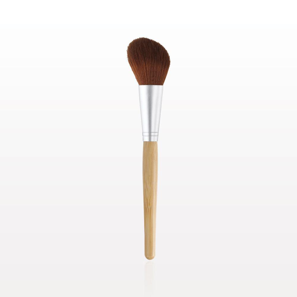 Vegan Bamboo Angled Blush Brush