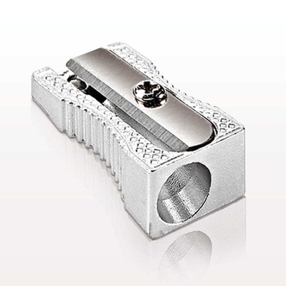 Eye Pencil Sharpener - Hygienic Stainless Steel