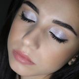 Sheer Miracle Pure Mineral Eye Shadow in Pale Violet