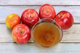 Four Skin Care Benefits of Apple Cider Vinegar