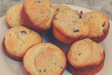 Blueberry Muffins and Silver Linings