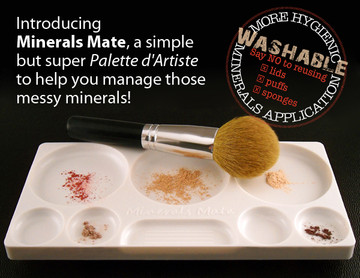 Minerals Mate Mineral Makeup Tray