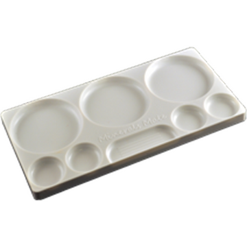 Minerals Mate Mineral Makeup Mixing Application Tray