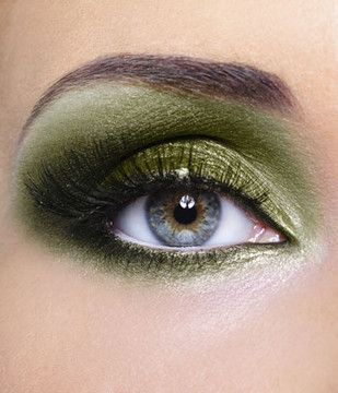 Sheer Miracle Khaki Pure Mineral Eye Shadow