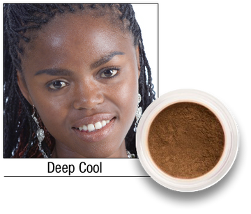 Deep Cool Mineral Foundation