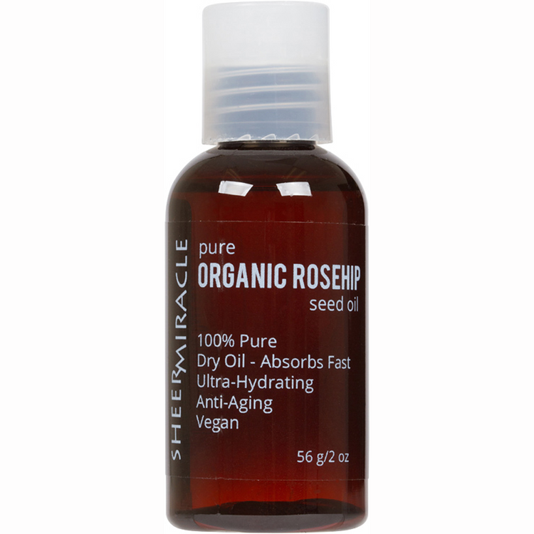 Sheer Miracle Organic Rosehip Seed Oil