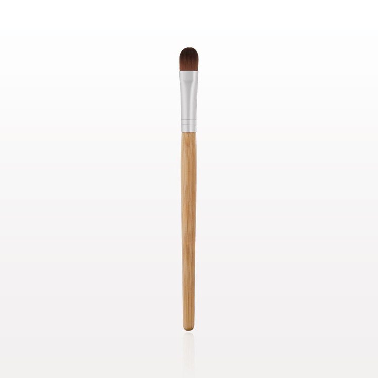 Vegan Bamboo Eyeshadow Blender / Concealer Brush