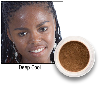 Deep Cool SPF 30 Mineral Foundation