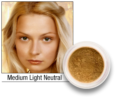 Medium Light Neutral SPF 30 Mineral Foundation