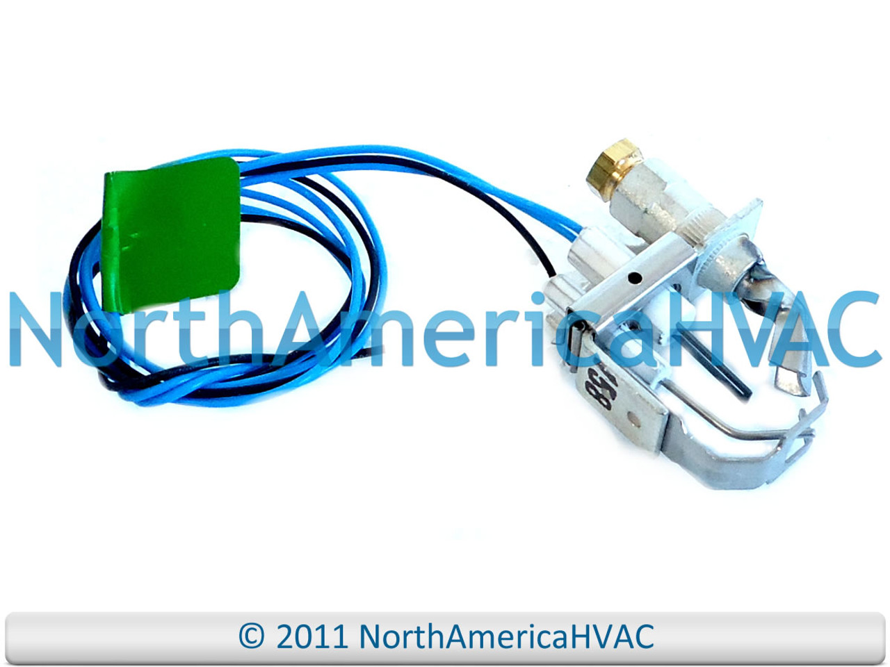 OEM Honeywell Furnace Mini Hot Surface Pilot Ignitor  Q3400A 1008 Q3400A1008