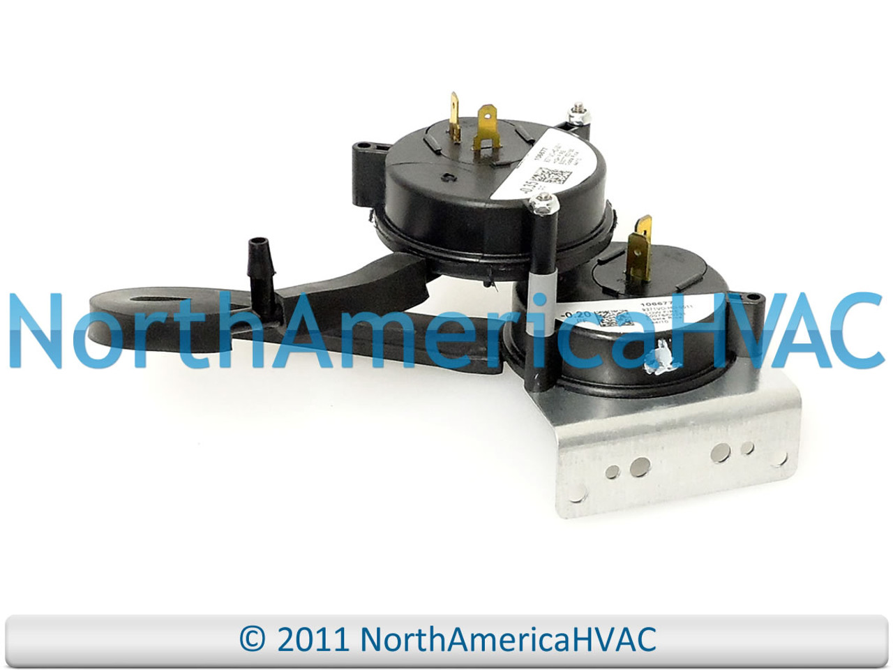 OEM York Luxaire Coleman Pressure Switch 024-35275-000 106677 0.20 0.35 2 Stage