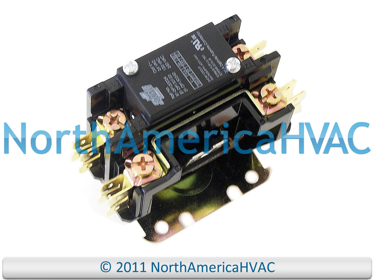 York Coleman Luxaire Contactor Relay 1Pole 30 Amp 024-19107-000 024-19107-700