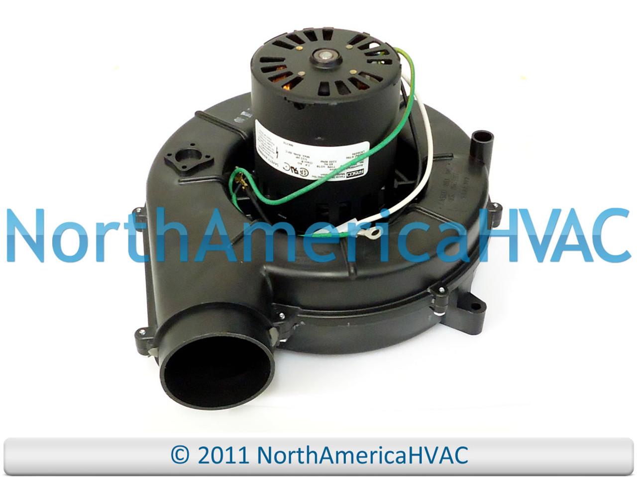 Trane Fasco Furnace Inducer Motor 702112479 7021-12479