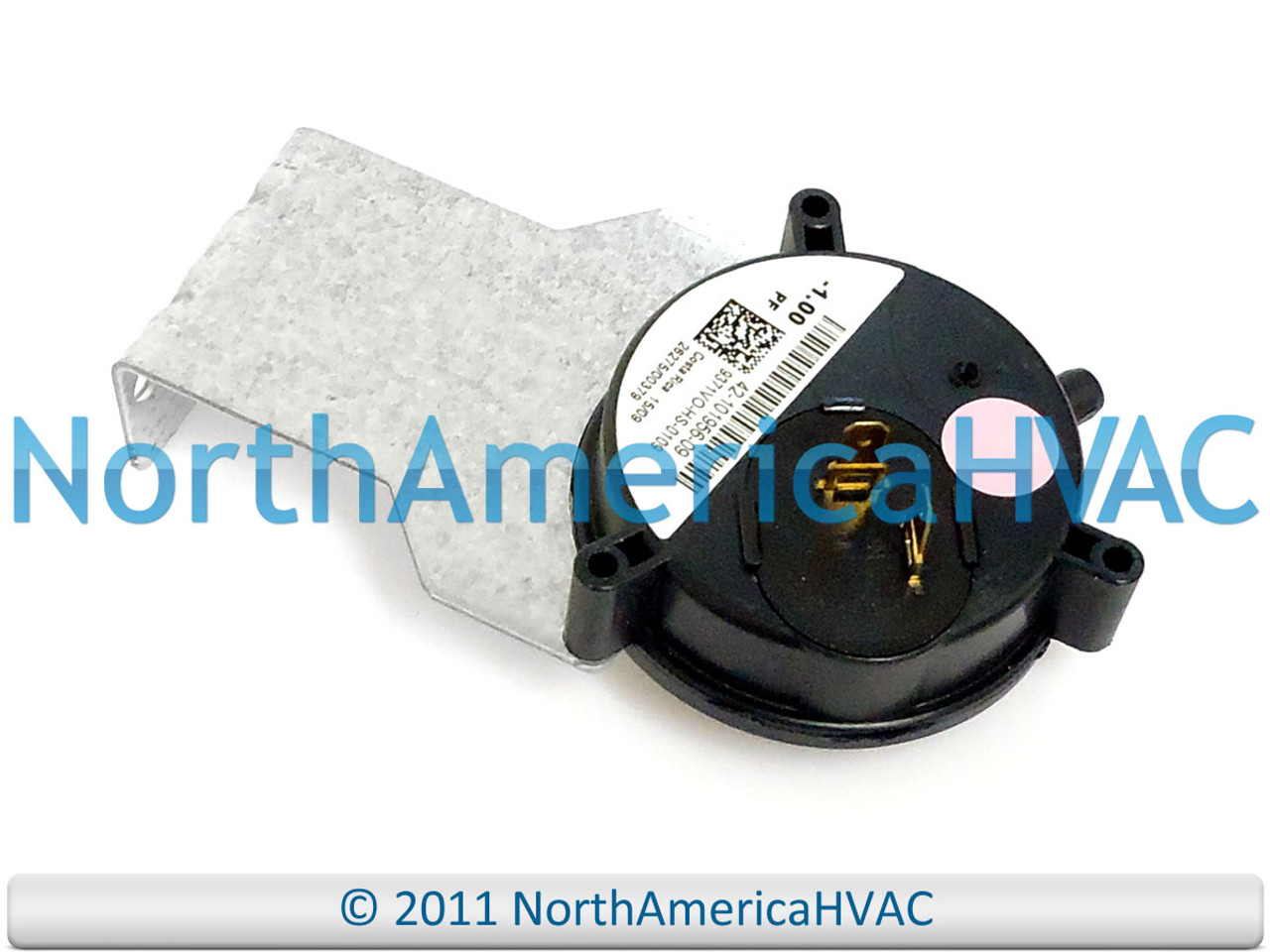 ClimaTek Furnace Vent Air Pressure Switch for Tridelta FS6032A-1544