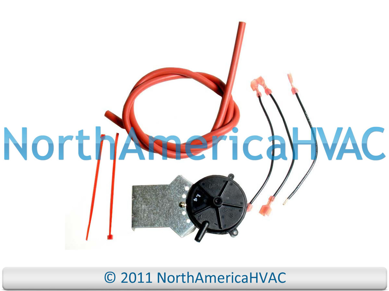 """Rheem Ruud Weather King Furnace Vacuum Air Pressure Switch 42-101233-81 0.35/"""""""