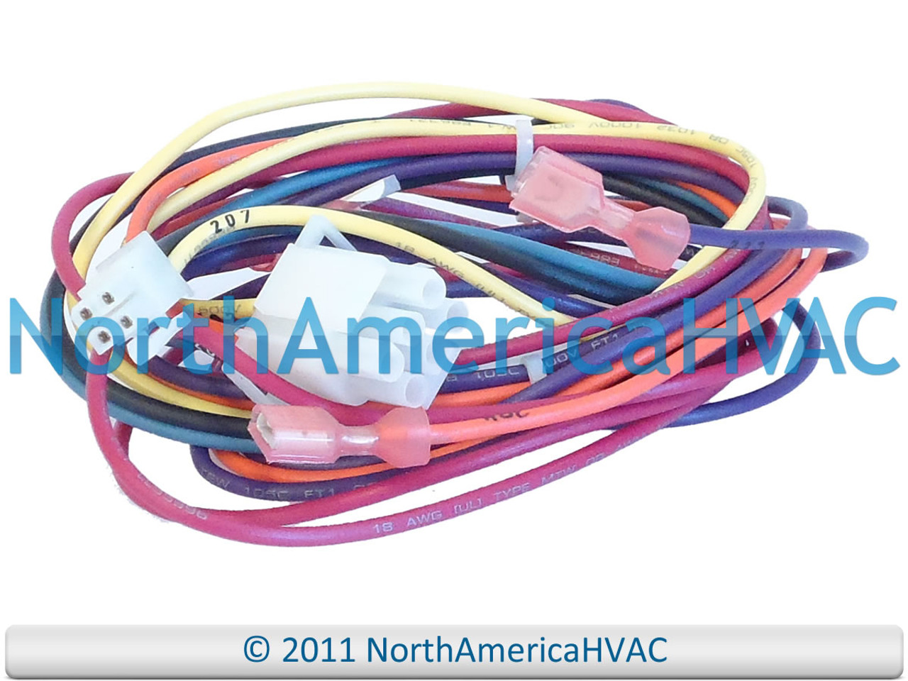 [ZSVE_7041]  OEM York Coleman Furnace Gas Valve Wiring Harness 025-31810-000  S1-02531810000 - North America HVAC | Furnace Wiring Harness |  | North America HVAC