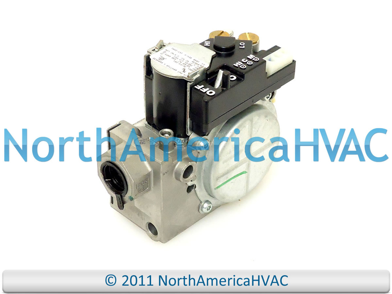 White Rodgers Furnace Gas Valve 36C76424 36C76-424 36E54201 36E54-201 36H64404