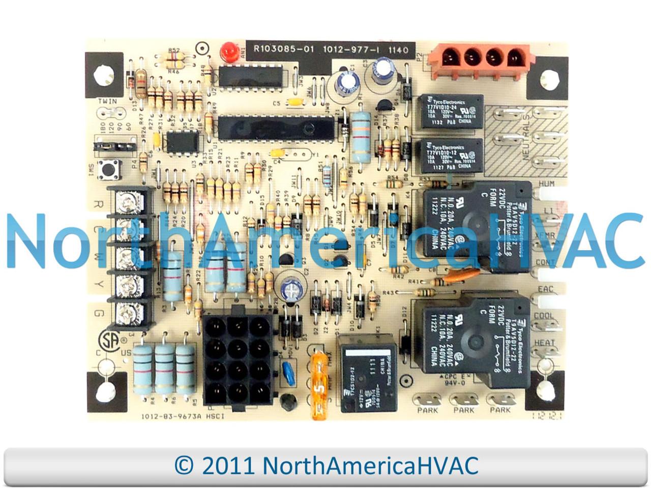 Tools & Home Improvement Ducane OEM Replacement Furnace Control ...