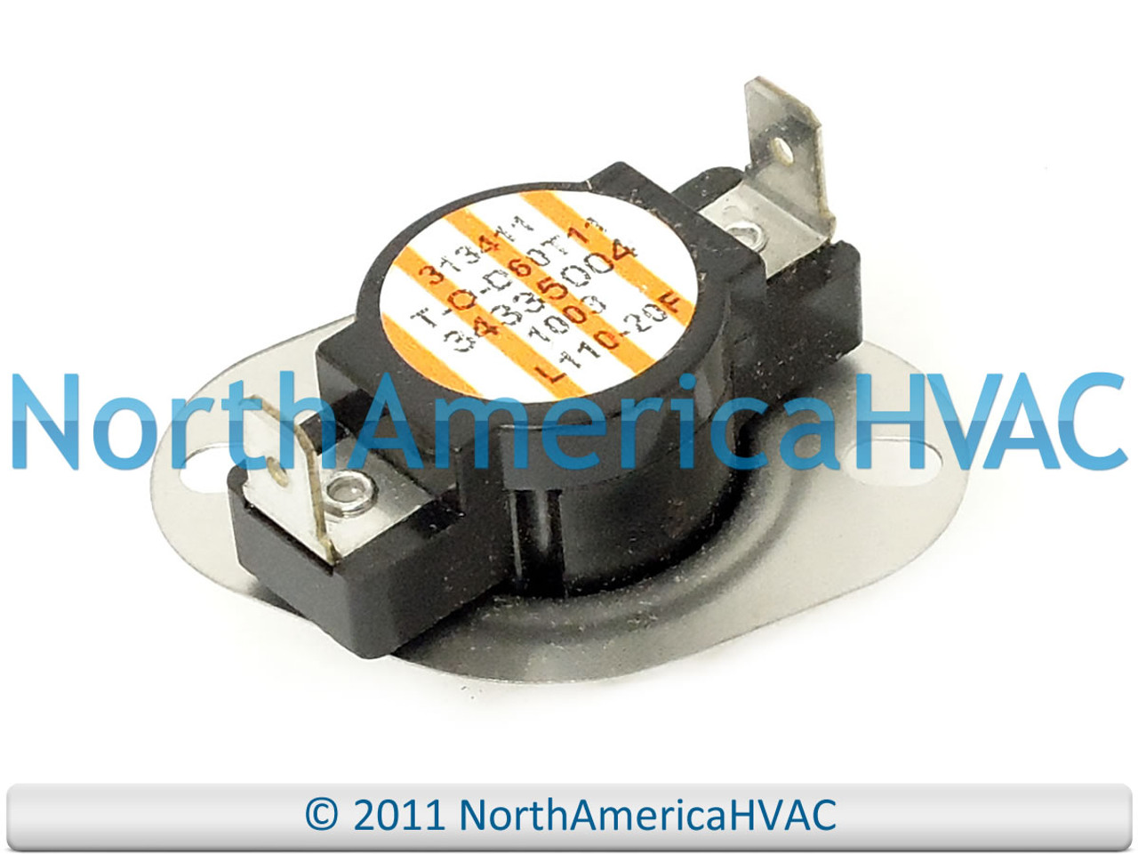 Comformaker OEM Furnace Replacement Limit Switch 34335002