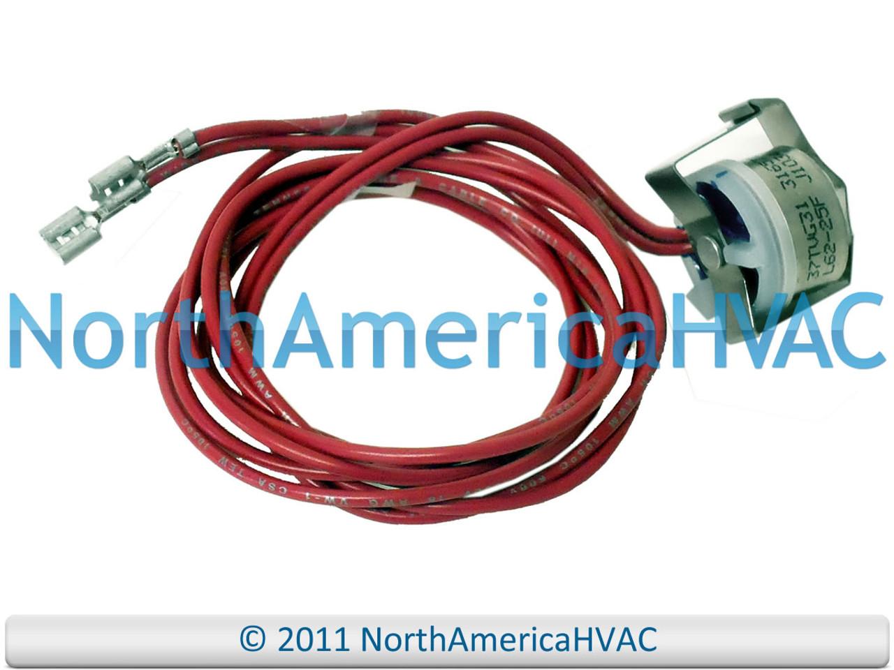OEM Goodman Janitrol Amana Furnace Flame Sensor Sensing Rod 0130F00010 Warranty